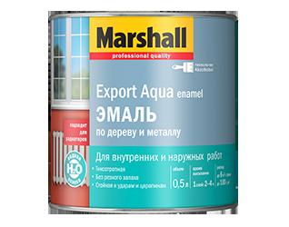 Эмаль Marshall Export Aqua60