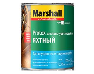 Лак Marshall Protex Яхтный 40