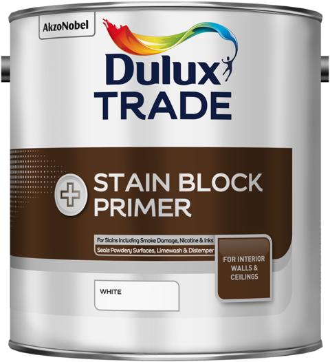 Грунтовка Dulux Stain Block Primer
