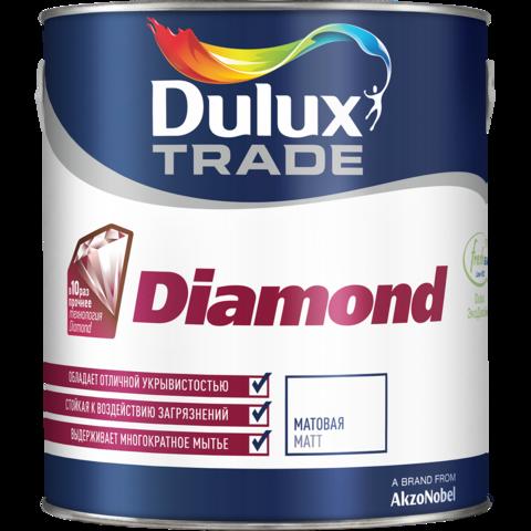 Краска Dulux Diamond Matt