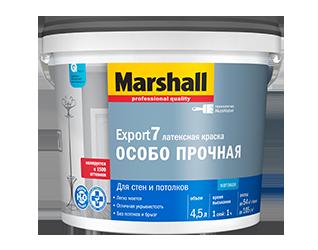 Краска Marshall Export7