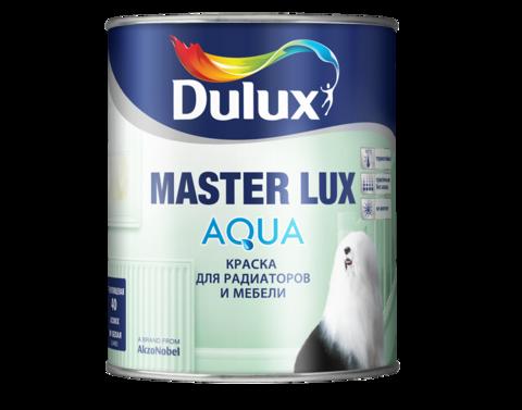 Краска Dulux Master Lux Aqua 40