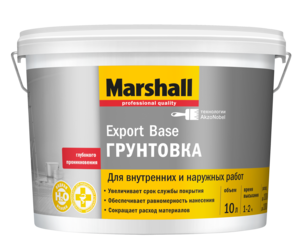 Грунтовка Marshall Export Base