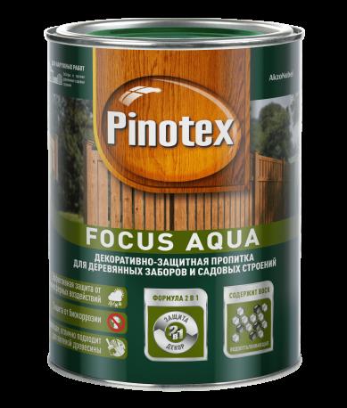 Пропитка Pinotex Focus Aqua