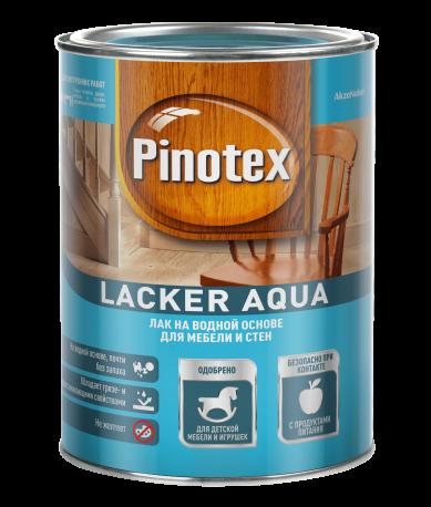 Лак Pinotex Lacker Aqua10
