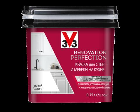 Краска V33 Renovation Perfection Кухня