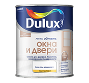 Краска Dulux Легко Обновить - Окна и Двери