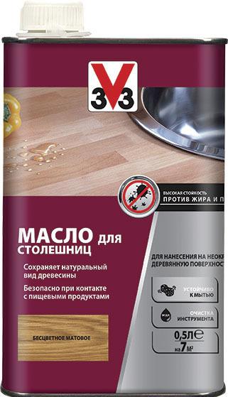 Масло V33 для Столешниц