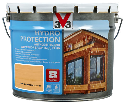 Антисептик V33 Hydro Protection
